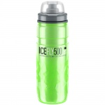 Elite Bidon Ice Fly Green 500 ml