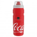 Elite Bidon Ice Fly Coca Cola Red 500 ml