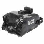 M-Wave Saddlebag Goose Bay 100% waterproof black